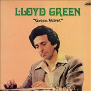 Click here for more info about 'Lloyd Green - Green Velvet'
