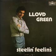 Click here for more info about 'Lloyd Green - Steelin'Feelins''