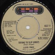 Click here for more info about 'Lloyd Price - Trying To Slip (Away)'