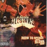 Click here for more info about 'Lo Fidelity Allstars - How To Operate With A Blown Mind'