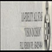 Click here for more info about 'Lo Fidelity Allstars - Vision Incision'