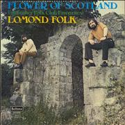 Click here for more info about 'Lomond Folk - Flower Of Scotland - Autographed'