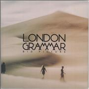 Click here for more info about 'London Grammar - Big Picture - Numbered'