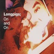 Click here for more info about 'Longpigs - On And On'