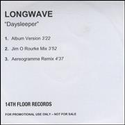 Click here for more info about 'Longwave - Daysleeper'