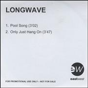 Click here for more info about 'Longwave - Pool Song'