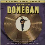 Click here for more info about 'Lonnie Donegan - A Golden Age Of Donegan'