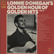 Click here for more info about 'Lonnie Donegan - Golden Hour Of Golden Hits Vol. 2'