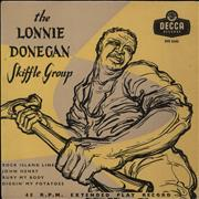 Click here for more info about 'Lonnie Donegan - The Lonnie Donegan Skiffle Group - VG'