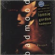 Click here for more info about 'Lonnie Gordon - Bad Mood - Red & Green Vinyl'