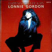 Click here for more info about 'Lonnie Gordon - Happenin' All Over Again'