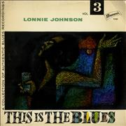 Click here for more info about 'Lonnie Johnson - This Is The Blues Vol.3 EP'