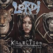 Click here for more info about 'Lordi - Killection (A Fictional Compilation Album)'
