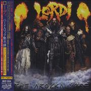 Click here for more info about 'Lordi - The Arockalypse'