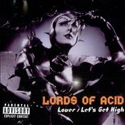 Click here for more info about 'Lords Of Acid - Lover / Let's Get High'