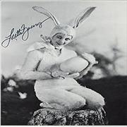 Click here for more info about 'Loretta Young - Autographed Bunny Picture'