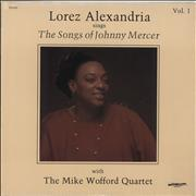 Click here for more info about 'Lorez Alexandria - Sings Songs Of Johnny Mercer Vol.1'