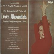 Click here for more info about 'Lorez Alexandria - Standards With A Slight Touch Of Jazz'