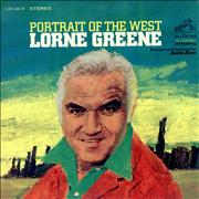 Click here for more info about 'Lorne Greene - Portrait Of The West'