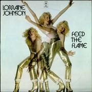 Click here for more info about 'Lorraine Johnson - Feed The Flame'