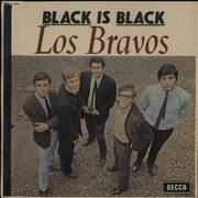 Click here for more info about 'Los Bravos - Black Is Black - Ex'