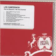 Click here for more info about 'Los Campesinos - We Are Beautiful, We Are Doomed'