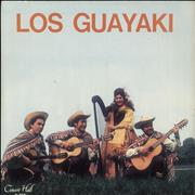 Click here for more info about 'Los Guayaki - Los Guayaki'