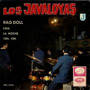 Click here for more info about 'Los Javaloyas - Rag Doll EP'