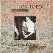 Click here for more info about 'Los Lobos - ... And A Time To Dance'