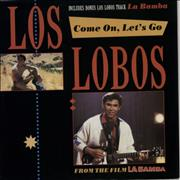 Click here for more info about 'Los Lobos - Come On, Let's Go'