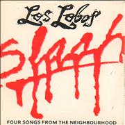 Click here for more info about 'Los Lobos - Four Songs From The Neighbourhood'