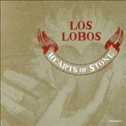 Click here for more info about 'Los Lobos - Hearts Of Stone'