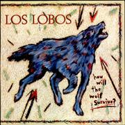 Click here for more info about 'Los Lobos - How Will The Wolf Survive'
