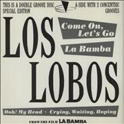 Click here for more info about 'Los Lobos - Come On, Let's Go / La Bamba'