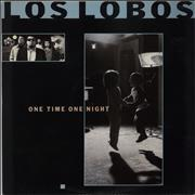 Click here for more info about 'Los Lobos - One Time One Night'