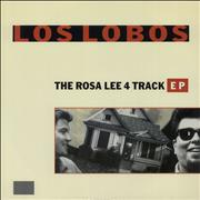 Click here for more info about 'Los Lobos - Rosa Lee 4 Track EP'