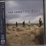 Click here for more info about 'Los Lobos - The Ride'