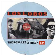 Click here for more info about 'Los Lobos - The Rosa Lee 3 Track EP'
