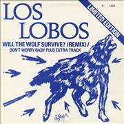 Click here for more info about 'Los Lobos - Will The Wolf Survive'