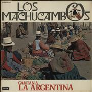 Click here for more info about 'Los Machucambos - Cantana La Argentina'