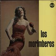 Click here for more info about 'Los Marimberos - Los Marimberos'