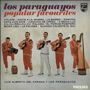 Click here for more info about 'Los Paraguayos - Popular Favourites'