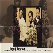 Click here for more info about 'Lost Boyz - Lifestyles Of The Rich And Shameless (Remixes)'