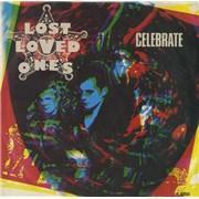 "Lost Loved Ones Celebrate UK 7"" vinyl"