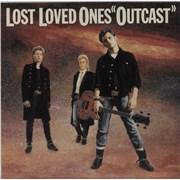 Lost Loved Ones Outcast UK vinyl LP