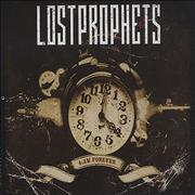Lostprophets 4:Am Forever UK CD single