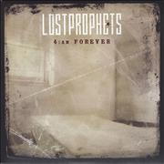 "Lostprophets 4:Am Forever UK 7"" vinyl"