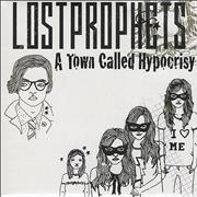 "Lostprophets A Town Called Hypocrisy UK 7"" vinyl"