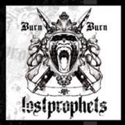 "Lostprophets Burn Burn UK 7"" vinyl"