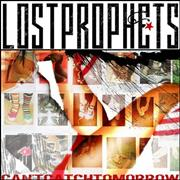 "Lostprophets Can't Catch Tomorrow UK 7"" vinyl"